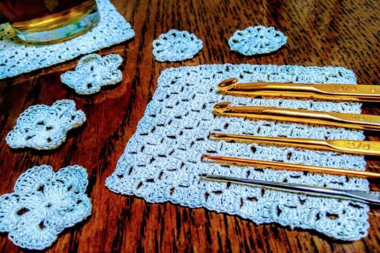 かぎ針編み