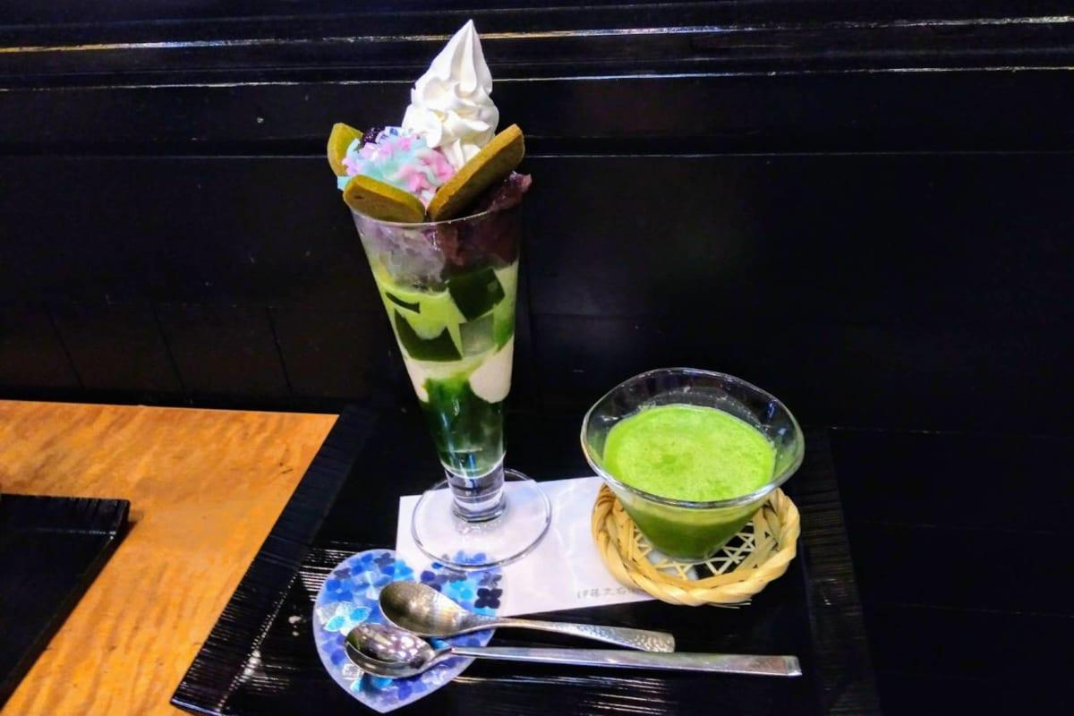 紫陽花茶会
