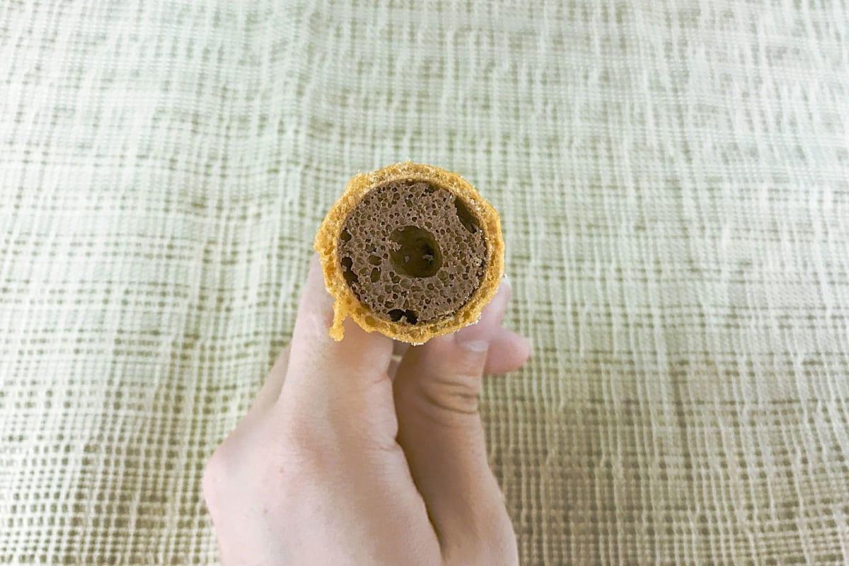 ジャイアントカプリコ<チョコミント味>チョコ