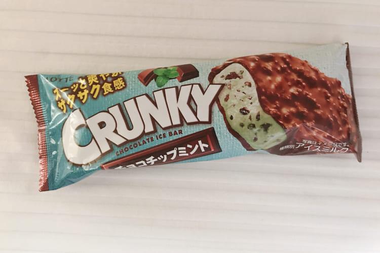 クランキー チョコチップミント