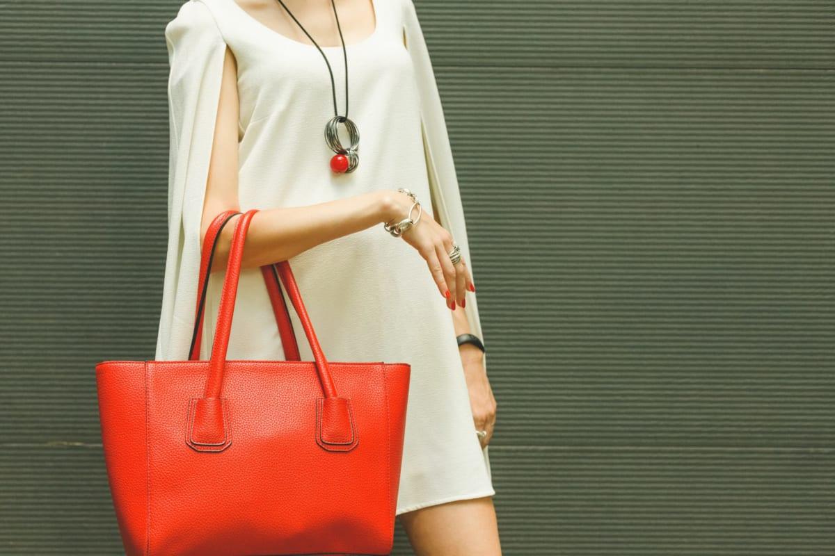 ブランド品と女性