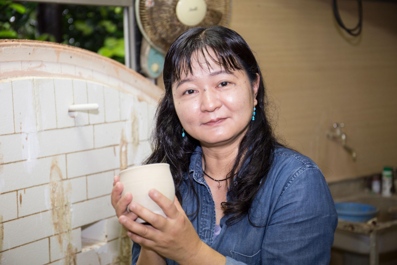 陶芸教室の講師