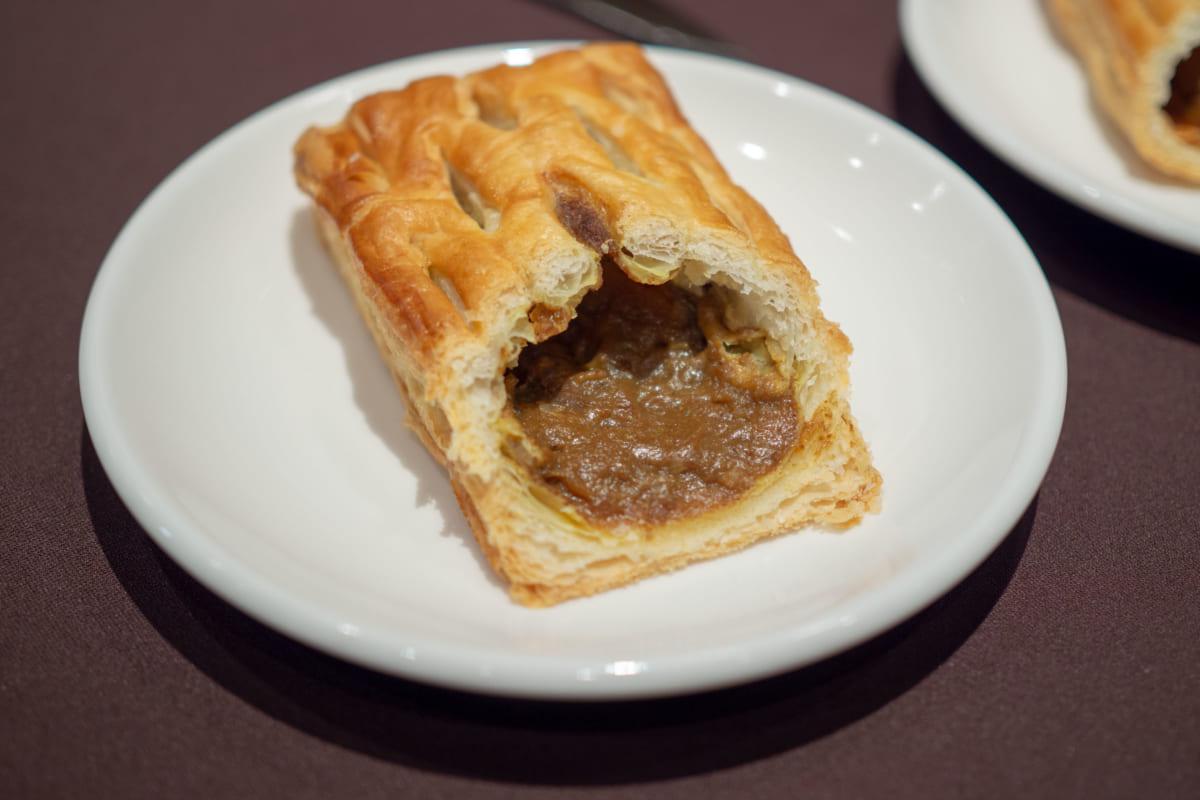 ホット・セイボリーパイ イギリス風カレー