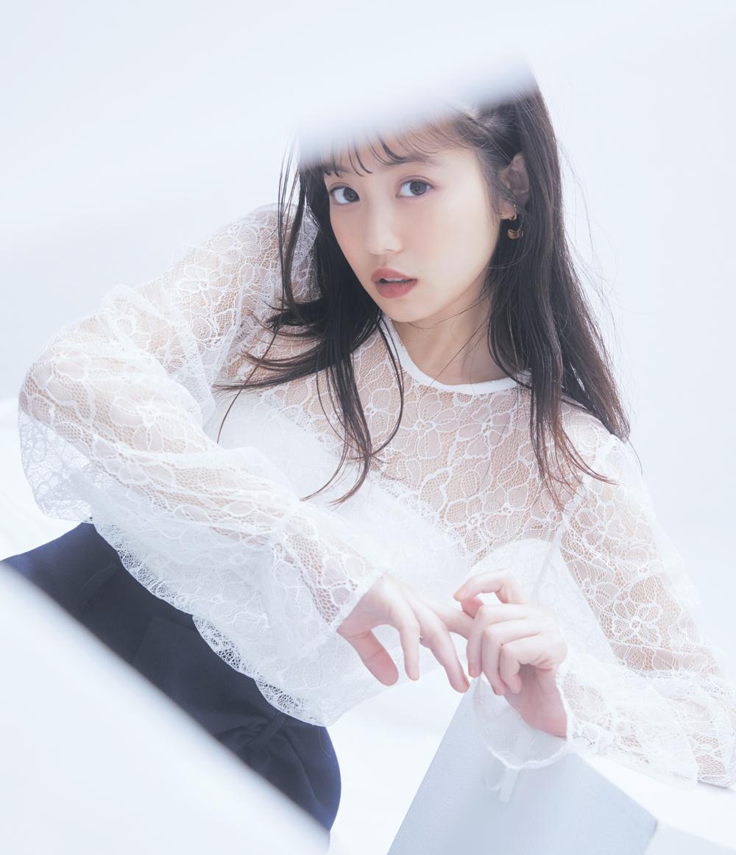 「EVERYDAY A WHITE GIRL」 今田美桜