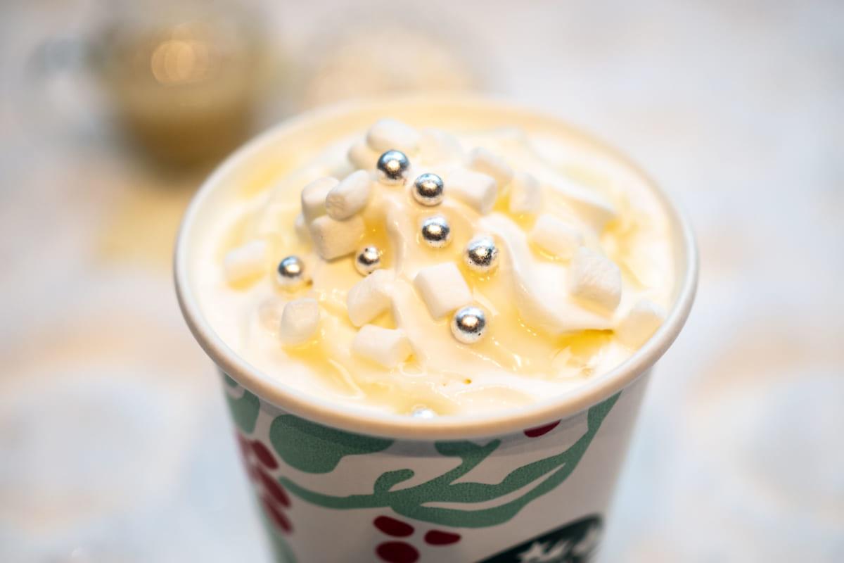 ホワイトチョコレートスノー