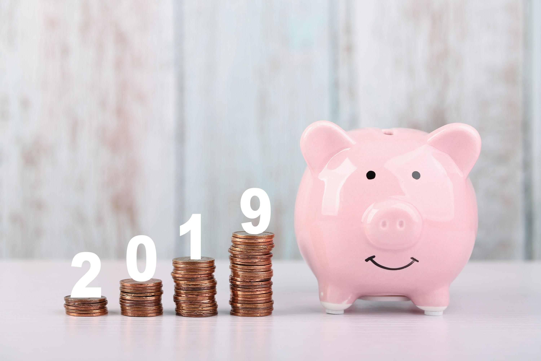 2019貯金