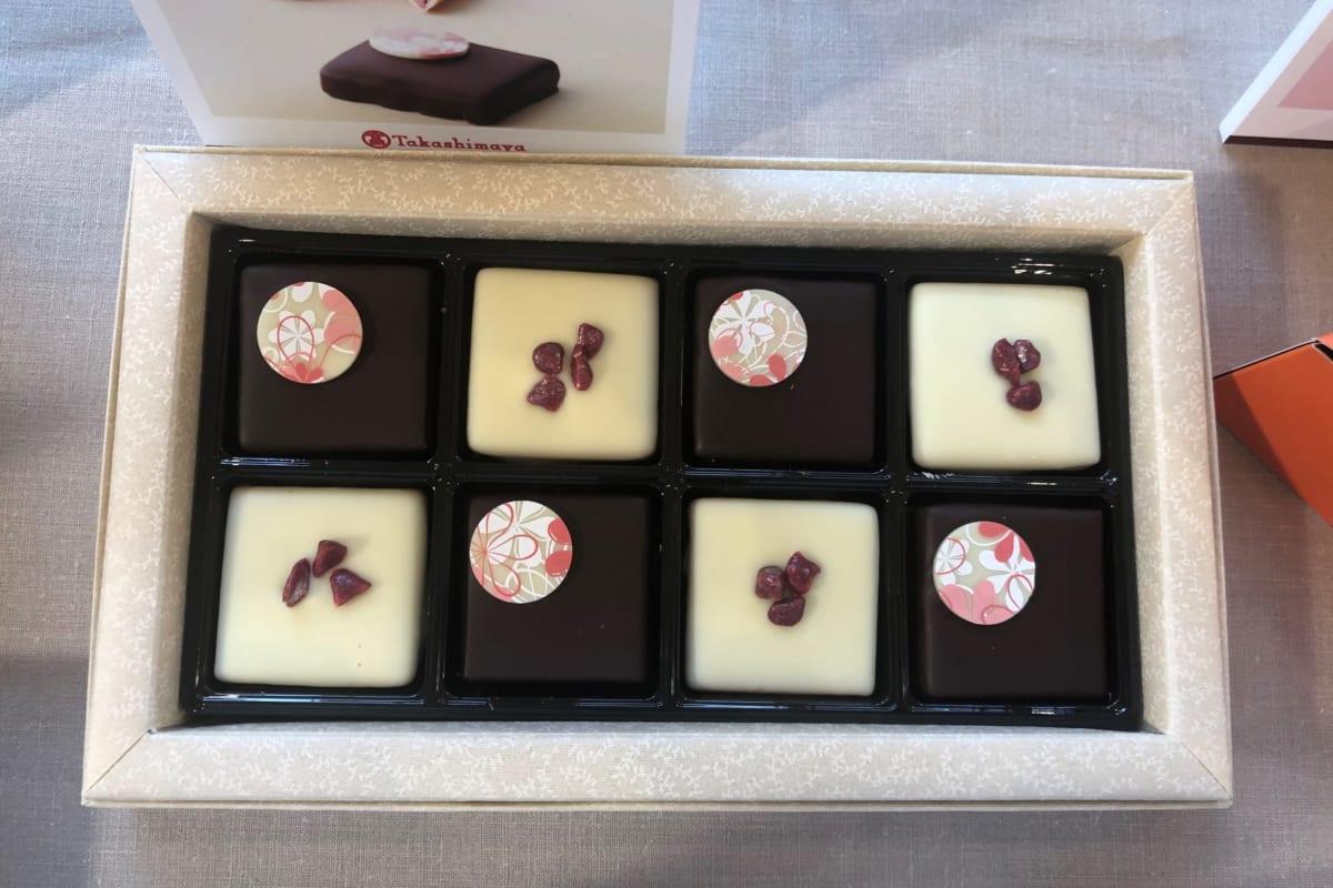 ルビーチョコレート3