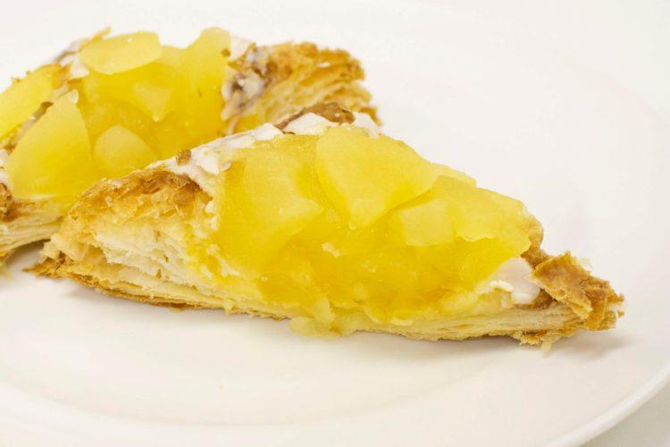 冷やして食べるしゃきしゃきりんごのアップルパイ