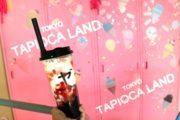 どれにするか迷っちゃう… 「東京タピオカランド」で最愛のタピオカ探し