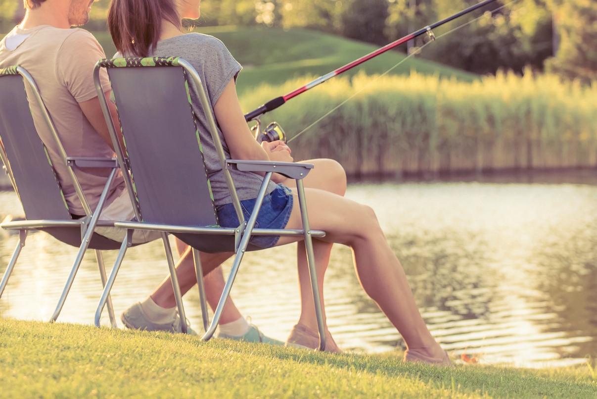 釣りデート