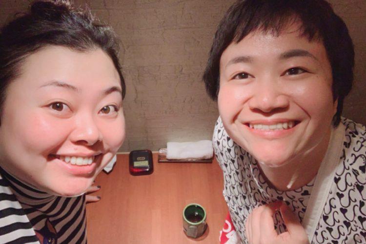 渡辺直美 近藤春菜