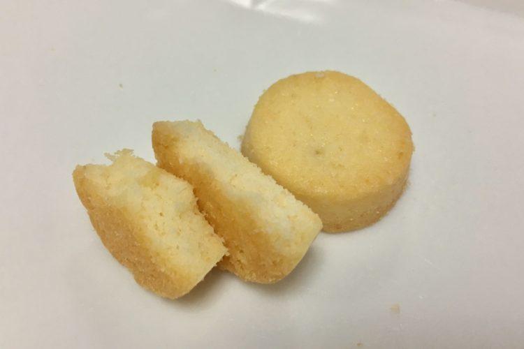 素材を生かしたクッキー