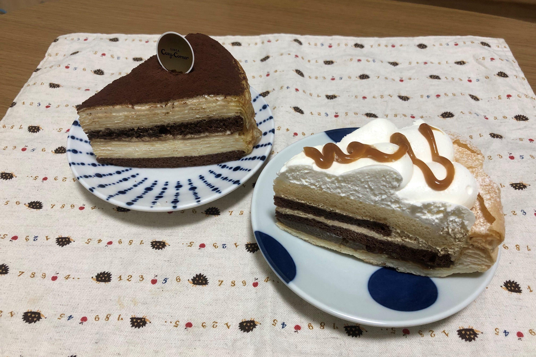 濃厚ケーキ