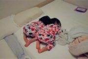 ノンスタ石田、双子の愛娘たちの土下座姿を公開 シンクロ率に反響