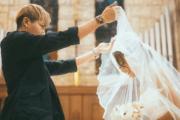 ゆきぽよ、純白のウエディングドレスで報告 「結婚することになりました」