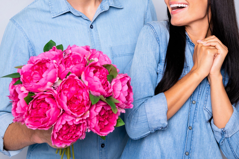 花のプレゼント