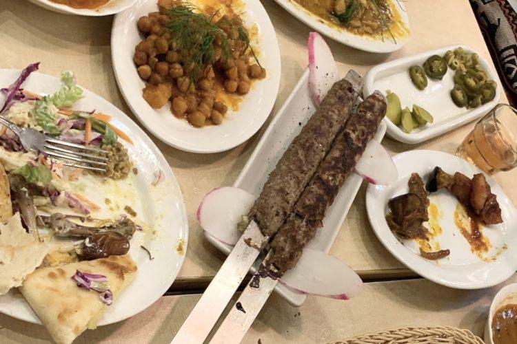 ザクロ レストラン