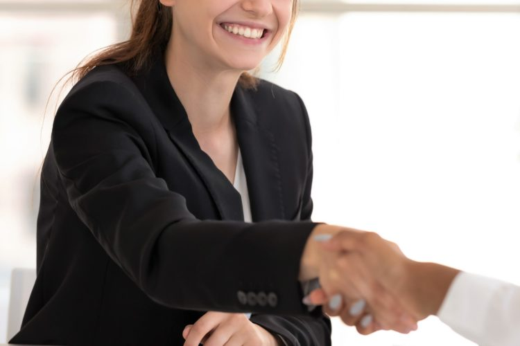 職場での女性