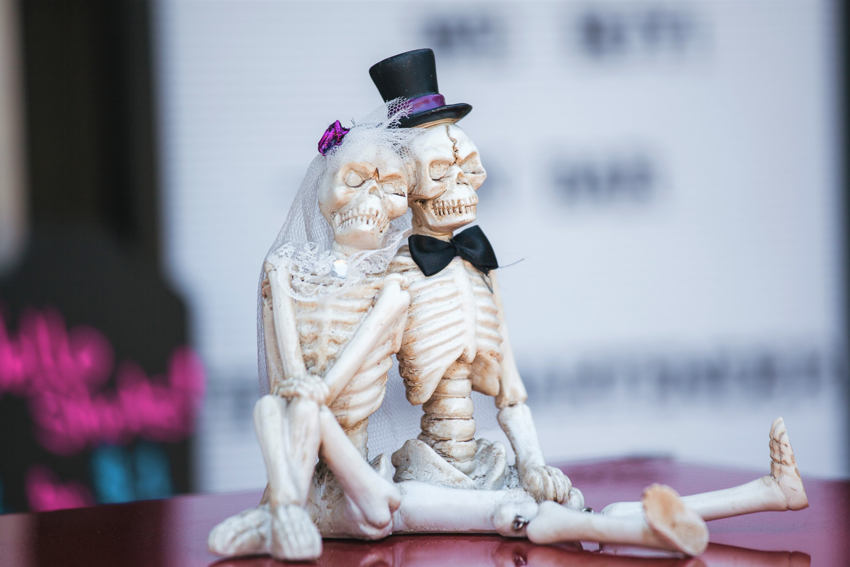 スカルの結婚
