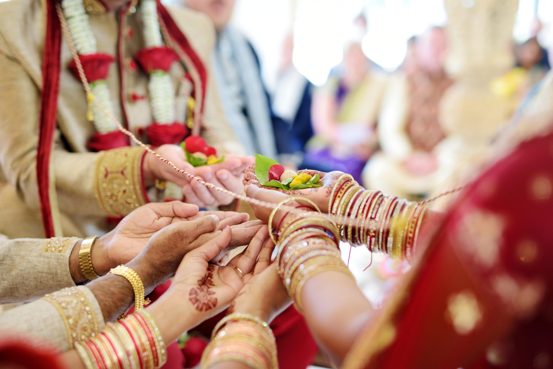 インドの結婚式