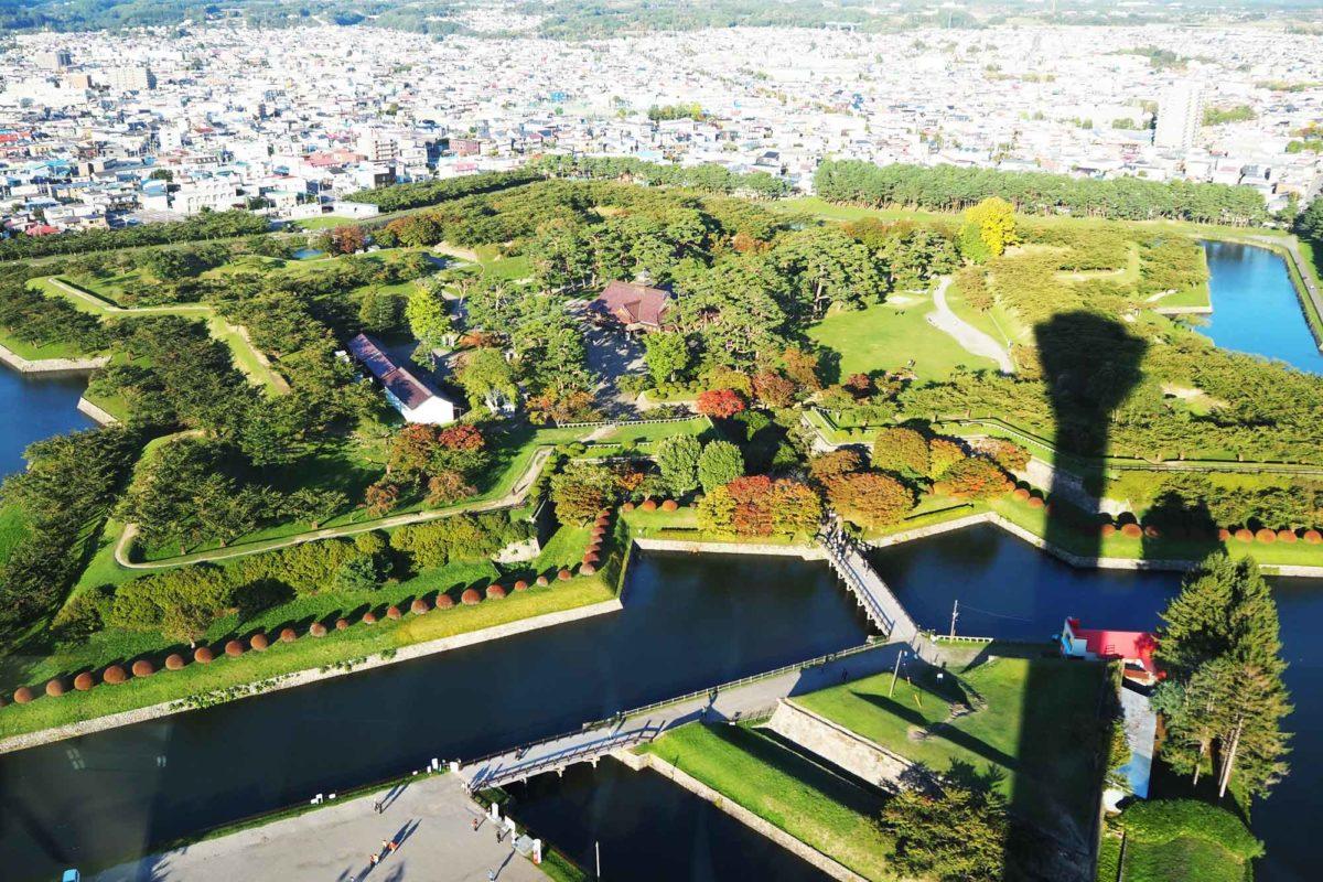 函館五稜郭タワー