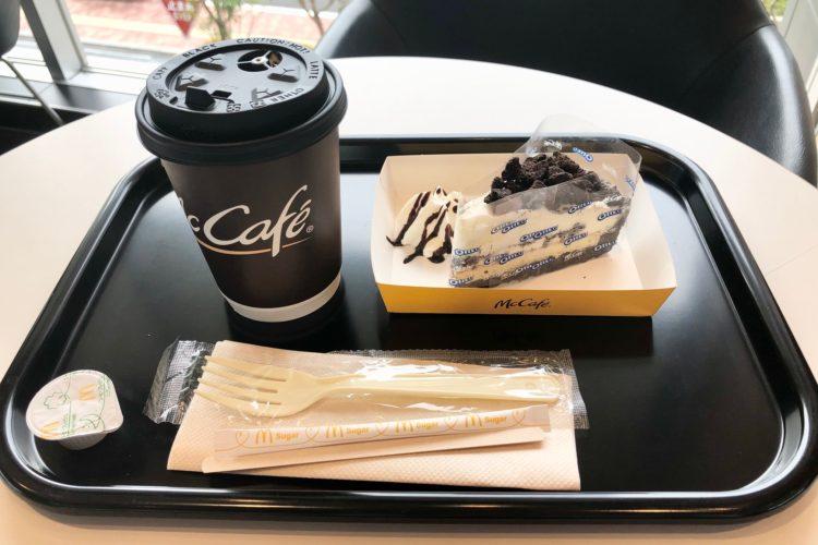マックカフェ