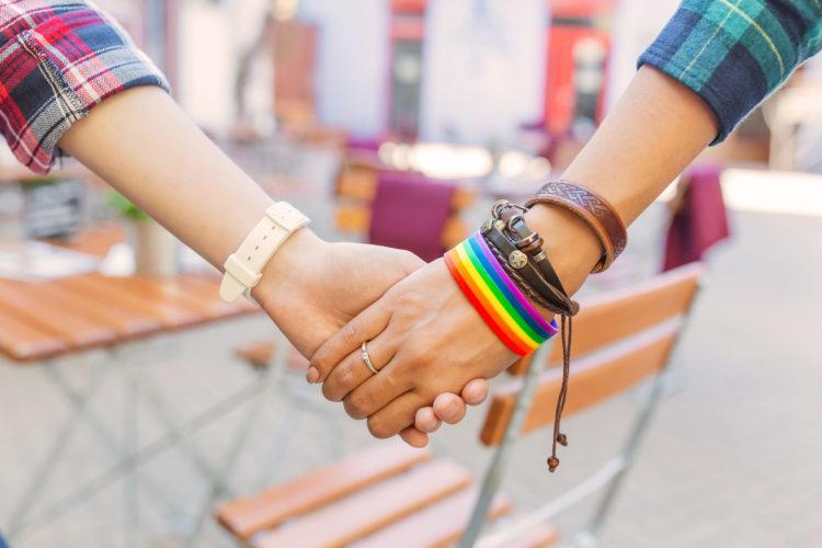 LGBTQカップル